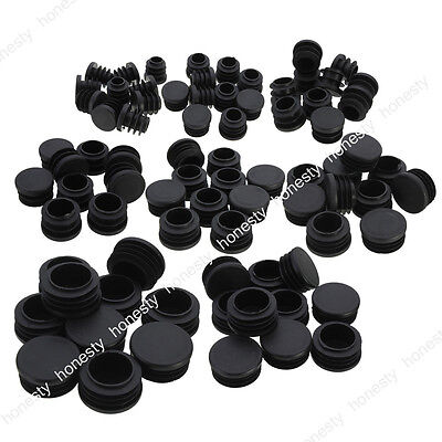 Nylon Chair Glide Inserts Plastic Round Square Oval and Rectangle