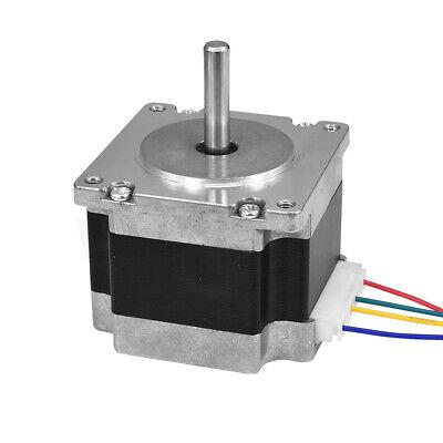 57 Stepper Motor NEMA 23 High Torque Motor 45/56/76mm for Reprap 3D Printer CNC 3
