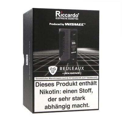 WISMEC Reuleaux GEN3 RX Akkuträger 300 Watt - Box Mod E-Zigarette Akku E-Liquid 11