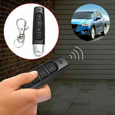 Button Remote Control 433MHZ Cloning Universal Replacement Garage Door Car Gate 3