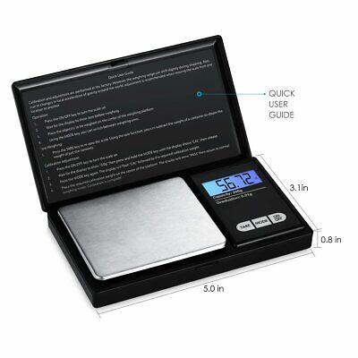 Balance De Poche Precision Electronique Cuisine Bijoux Fonction Tare Ecran LCD 5