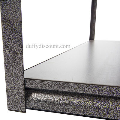 Concealed Rivet Industrial Boltless Shelving 1830x1219x610mm 300kg UDL 5 Levels 8
