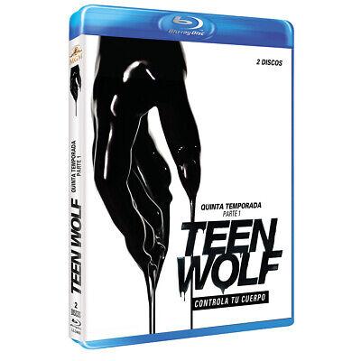 Pelicula Bluray Serie Tv Teen Wolf Temporada5 Parte1+2 Precintadas 8