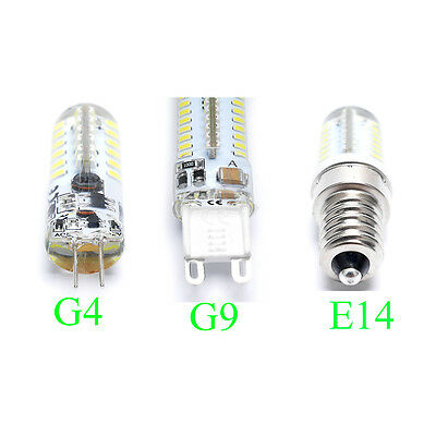 WOW - G4 G9 E14 LED Light Capsule Bulbs Replace Halogen Lamp Energy Saving AC/DC 2