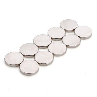 10 stücke N50 15x3mm Starke Magneten Runde Größe Rare-Earth Neodym magnet 3