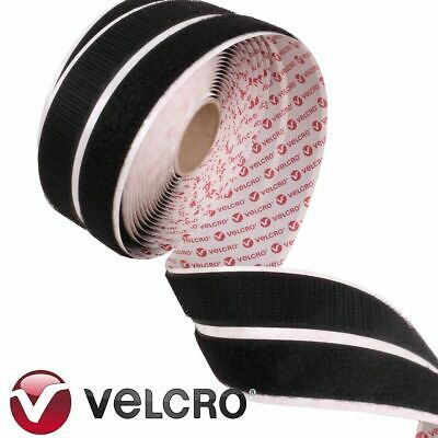 VELCRO® Genuine Brand PS14 Self Adhesive Stick on Tape HOOK & LOOP Sticky Strips 8