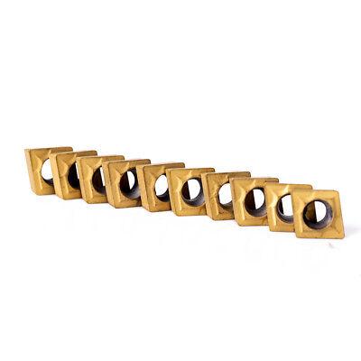 S08K-SCLCR06 Bohrstange Klemmhalter Halter mit 10x CCMT060204-HM Wendeplatten BD
