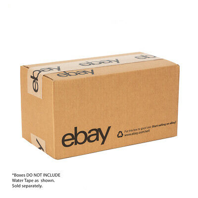 """NEW EDITION eBay-Branded Boxes With Black Color Logo 12"""" x 6"""" x 6"""" 2"""