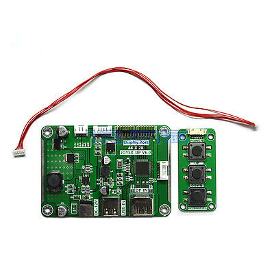 b46525daf3c ... DisplayPort to eDP Converter LCD Controller Driver Board Adapter 4K  (3840x2160) 3