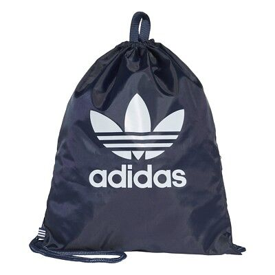 Adidas Trefoil Gym sack Shoesack Bag sack Rucksack NS School Football Soccer Uni