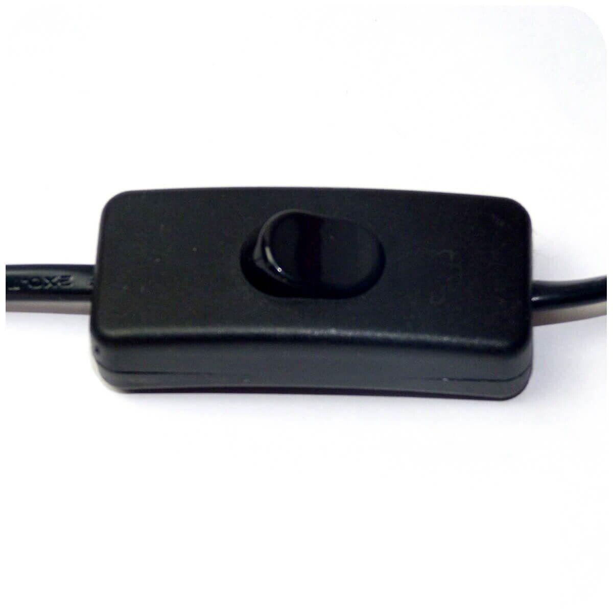 Lampe De E14 À Douille Pour Noir Avec Fileté BasculeCâble Réseau Interrupteur 9EIWDH2