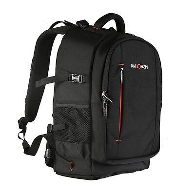 "Super Large Camera Bag Backpack Photo SLR DSLR Case for Nikon Sony Canon 18"" UK 2"