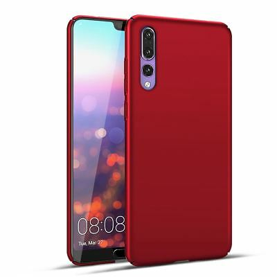 Luxury Protective Slim Thin Hard Back Case Cover For Huawei P20 Pro P10 P Smart 7