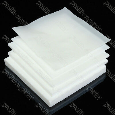 PTFE Film Sheet Plate Thickness  0.5mm 1mm 2mm 3mm 4mm 5mm 6 8 10 mm 2
