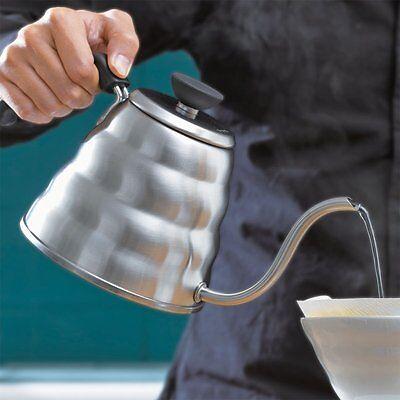 Hario V60 Buono Coffee Drip Kettle 1,000ml VKB-100HSV VKB-100 MADE IN JAPAN 12