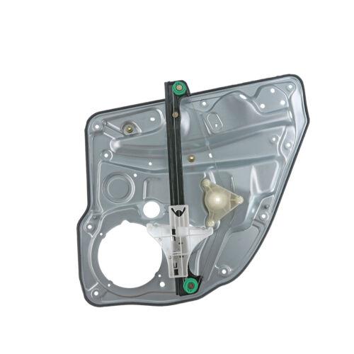 Fensterheber Elektrisch Metallplatte vorne rechts für SEAT CORDOBA 6L2 4//5 Türig