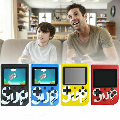 2 Xconsole Videogioco Portatile 400 Giochi 8 Bit Tv Sup 400 Box Retro Vari Color 4