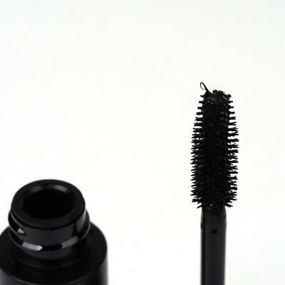 Black 4D Silk Fiber Eyelash Mascara Extension Makeup Waterproof Kits Eye Lashes 9