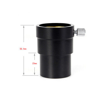 "1.25""Extension Tube Extender for Telescope Eyepiece+Brass Compression Ring USnew 2"