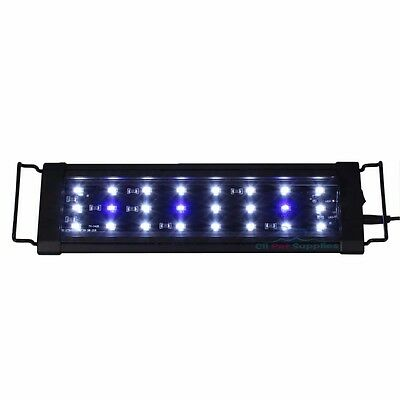 LED Aquarium Light 0.5W Plant Marine FOWLR Blue & White 5