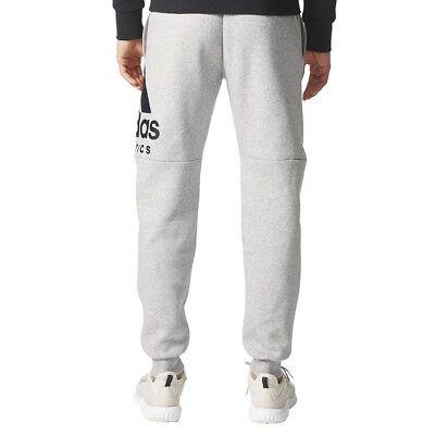 ADIDAS HERREN SPORT Fleece Pant Sporthose Trainingshose