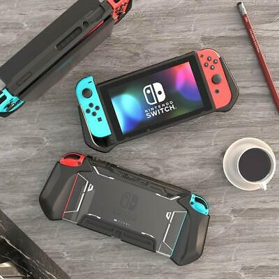 For Nintendo Switch Joy-Con Controller Mumba Dockable Case Grip Protective Cover 7