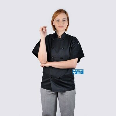 Chef Jackets -See Handy Chef Ebay Store for Chef Pants, Chef Aprons, Caps 4