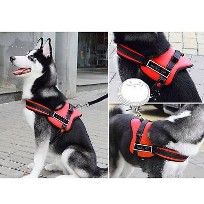 No-pull Dog Harness Outdoor Adventure Pet Vest Padded Handle- Small -Extra Large 7