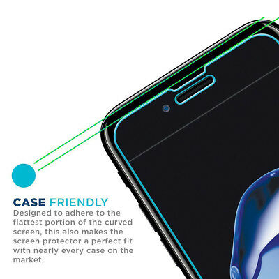 Tempered Glass Screen Protector For Samsung Galaxy A8 (2018) 2