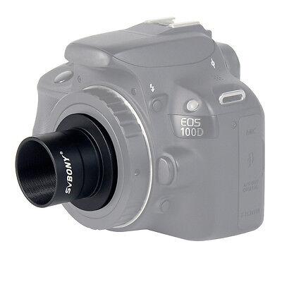 "1.25"" SLR Camera Astronomical Telescopes Camera Adapter Metal Bracket T Mount 12"