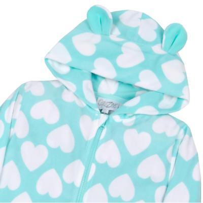 Onezee Kids Boys Girls Novelty Animal Costume Nightwear Pyjama Jumpsuit 1Onesie1 7