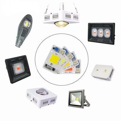 50W Driverless Solderless LED Chip Integrated Smart IC DIY R G B W Full Spectrum