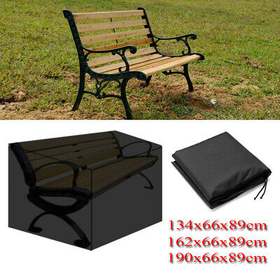 Garden Patio Furniture Bench Lounger Covers Waterproof Rattan Cube Table Outdoor 2