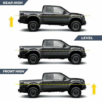 """For 2004-2019 Ford F150 3"""" Front 3"""" Rear Suspension Leveling Lift Kit 2WD 4WD 11"""