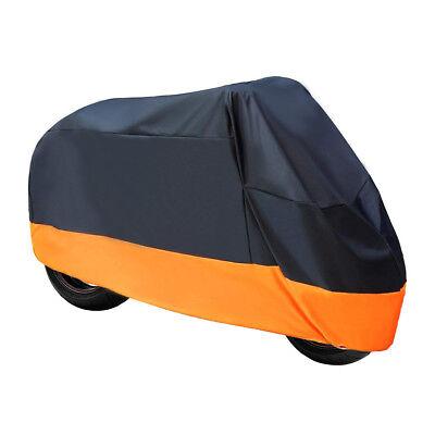 Harley Davidson Bike Covers >> Xxl Motorcycle Bike Cover Waterproof For Harley Davidson