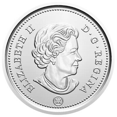 2020 Canada 5 Cents Proof-Like Nickel Coin 2