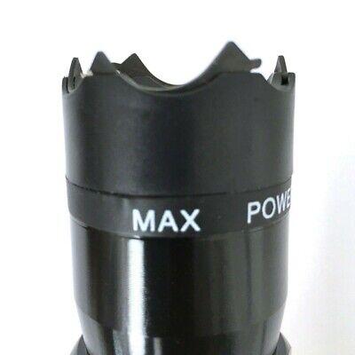 Metal MILITARY Stun Gun 999 Million Volt Rechargeable LED Flashlight + Case NEW 2