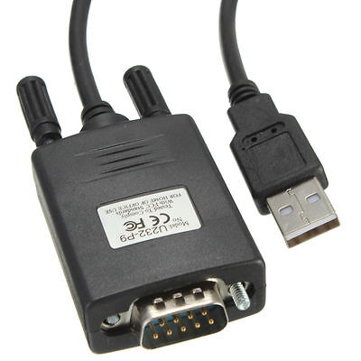 Fahion RS232 Serial to USB 2.0 PL2303 Cable Adapter Converter for Win 7 8 10 LYY