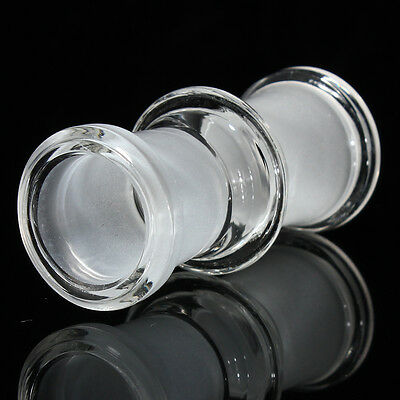 Glass Adapter 18mm/F Female to 18mm/F Female, Arizer Extreme Q/V-Tower/DDave Mod 5