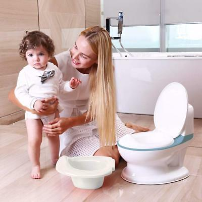 Pote Plus - My First WC Potty - Blue 6