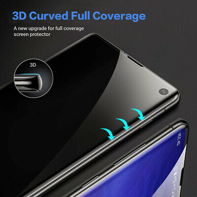 Samsung Galaxy S10 5G S9 8 Plus S10e Note 10 9 8 Tempered Glass Screen Protector 5