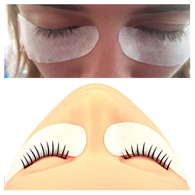 Salon Eyelash Lash Extensions Under Eye Gel Pads Lint Free Patches Make Up Tools 7