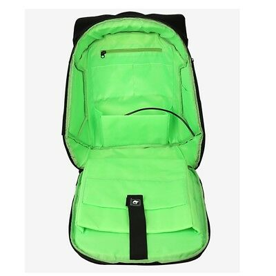 16''  Mens Anti-theft Waterproof Laptop Travel Shool Bag Backpack With USB Port 10