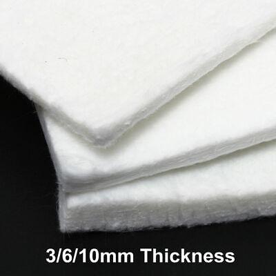 Keramikfasermatte Hochtemperatur Keramikfaser Matte Isolierung 20x15cm 3//6//10mm