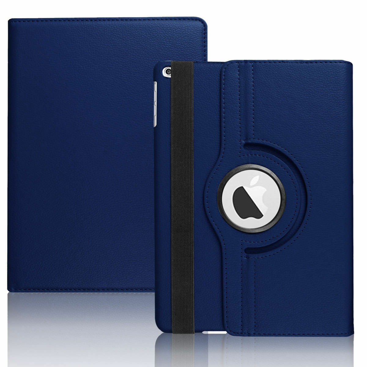 360° Rotating Shockproof Leather Flip Smart Stand Case Cover Fr iPad 9.7 6th Gen 3