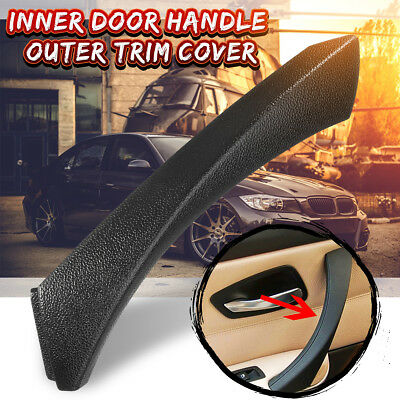 Front Right Inner Door Panel Handle Outer Trim For BMW E90 3-Series Sedan Wagon
