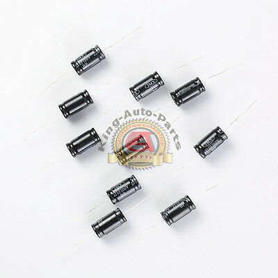 10//pk Non-Polarized Electrolytic Audio Capacitor 22MFD 22uF 100V Free shipping