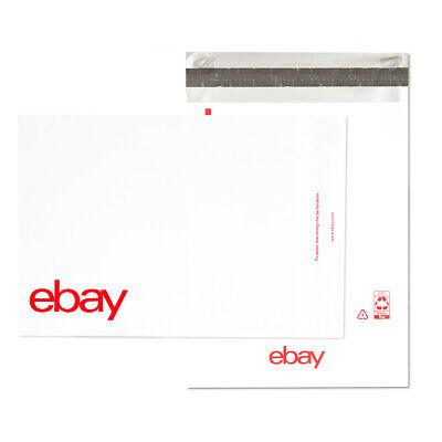 "NEW EDITION eBay-Branded Polymailer Red Green & Blue 10"" x 12.5"" (No padding) 4"
