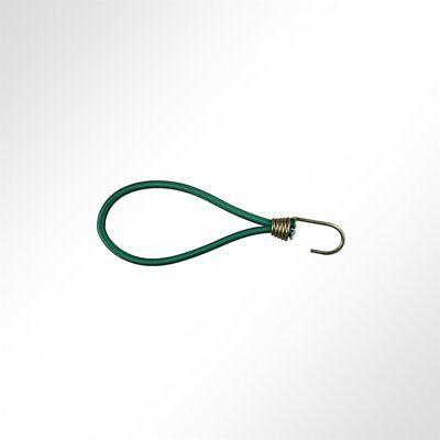Lysel Expanderschlingen mit Spiralhaken I, (LxD) 200x6mm in grün (10 Stück)
