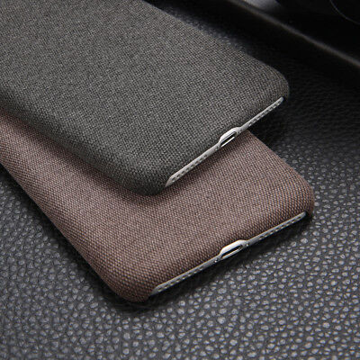 For iPhone XS Max XR X 6s 7 8 Plus Warm Fabric Soft Shockproof Matte Cover Case 10